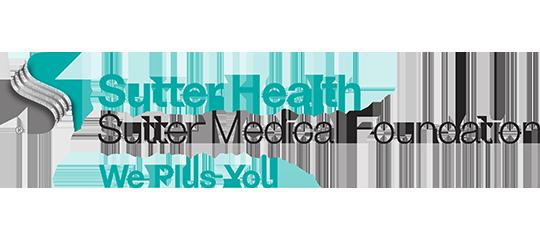Stockton Ophthalmology - Sutter-Health-Medical-Foundation-Logo