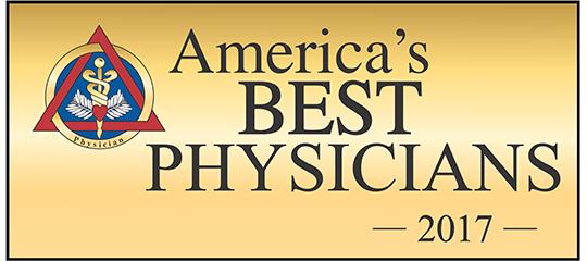 Stockton Ophthalmology - America's Best Physicians Logo