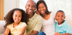 Comprehensive eye exams for the whole family