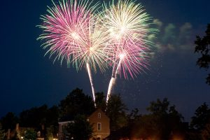 Fireworks Can Cause Permanent Vision Loss