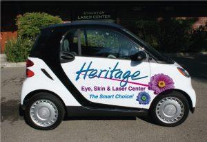 Heritage Eye's New Baby!