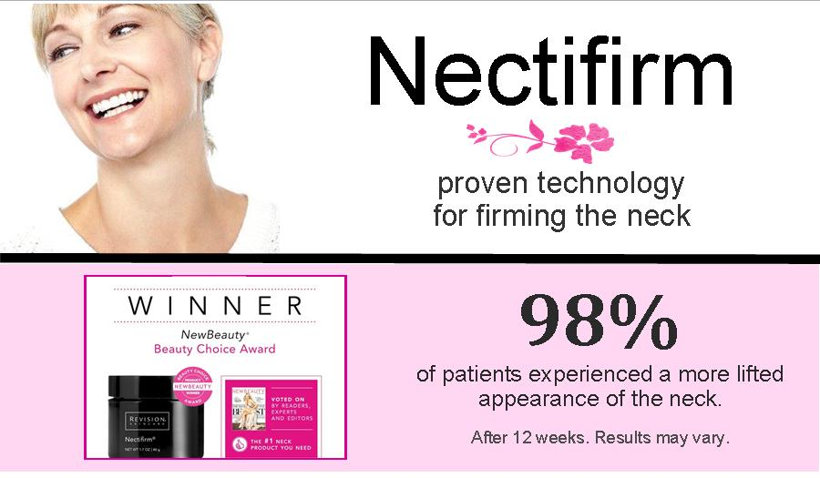 Skin Care Products - Nectifirm Ad