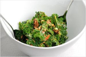 Eye-Healthy Deli-Style Kale Salad Recipe