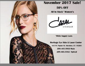 November 2017 Special Sale