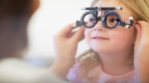 Your Child's Eye Exam and Vision Problems Why catching vision problems early is important